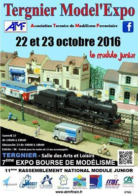 Tergnier Model'Expo 2016