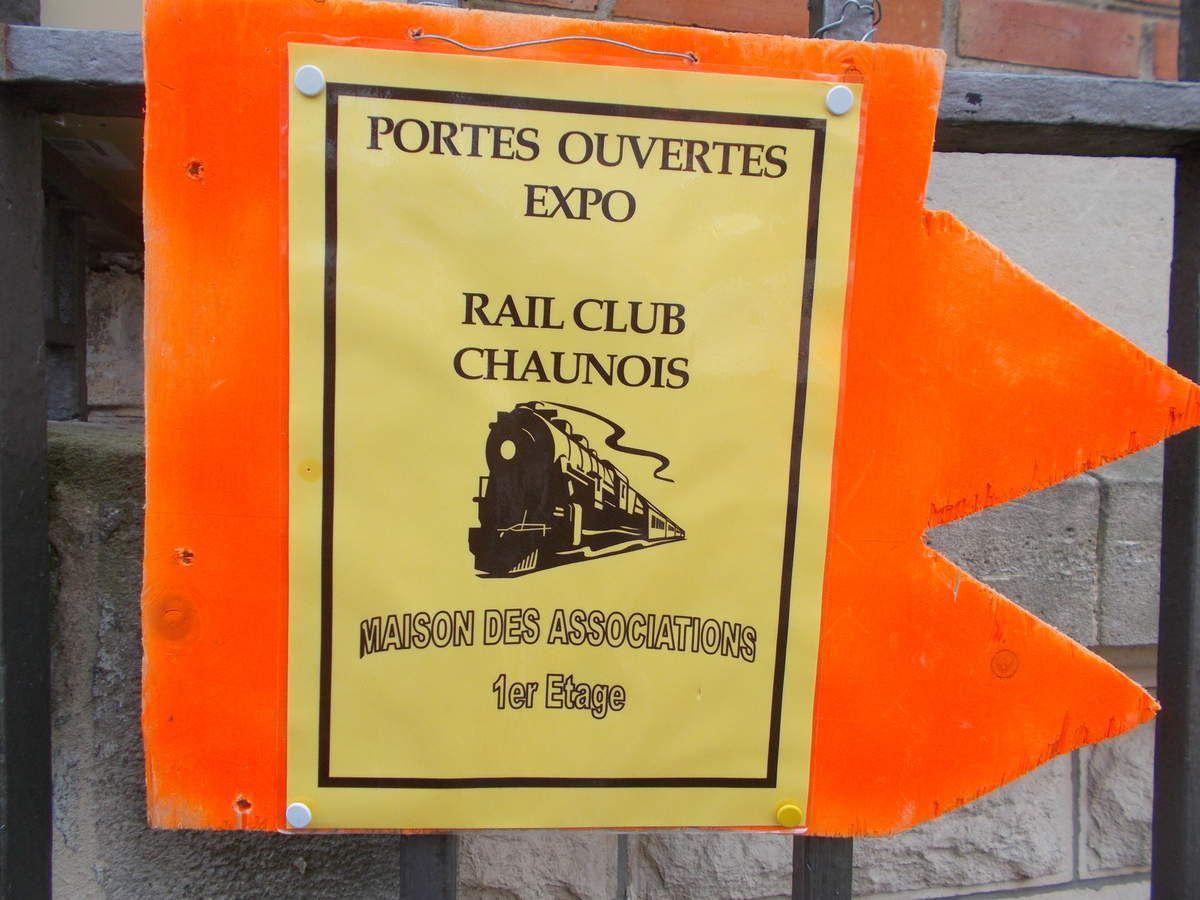 Portes ouvertes au Rail Club Chaunois