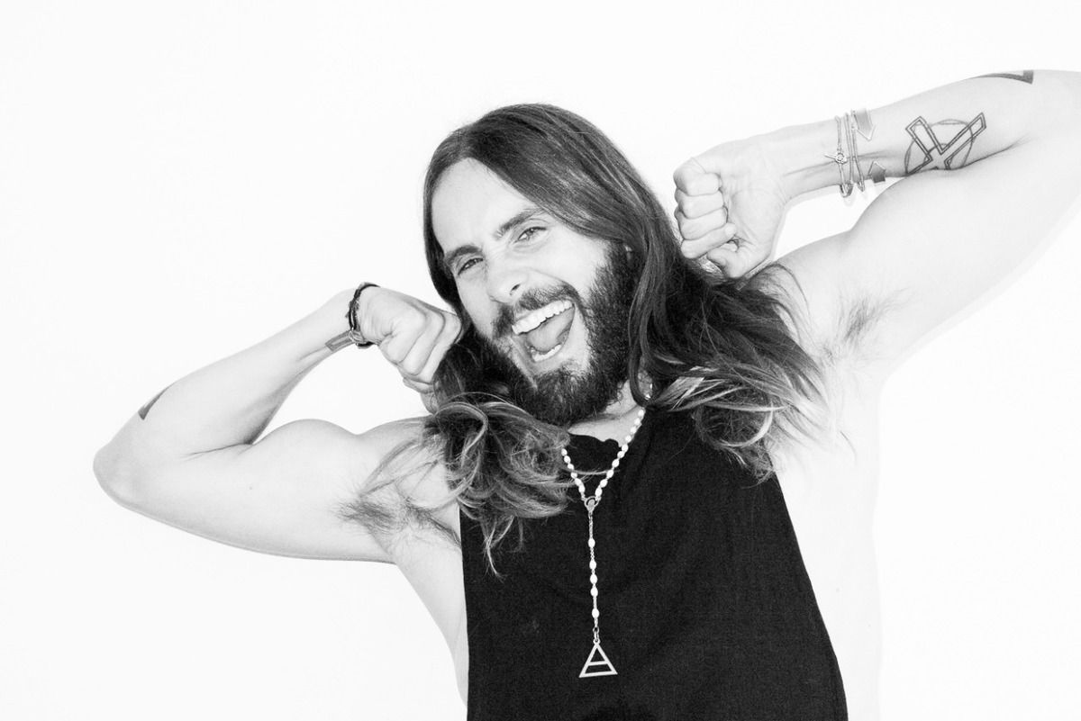* Jared Leto par Terry Richardson [photos - février 2015]