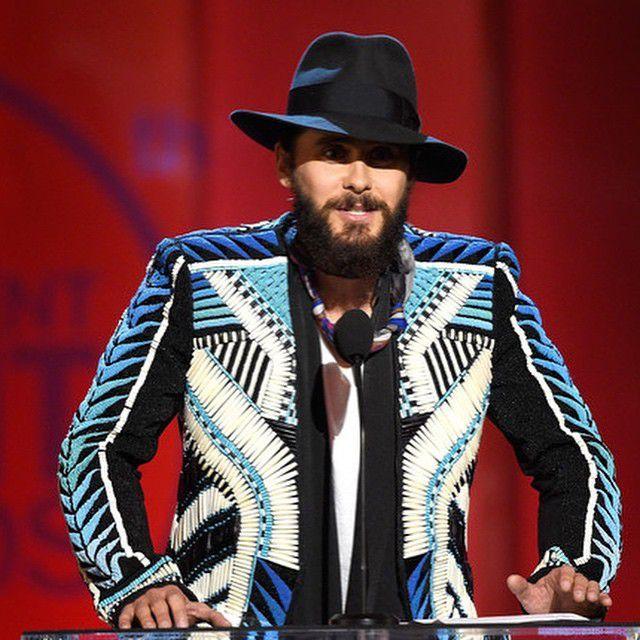 * Jared Leto aux Spirit Awards - 21/02/2015 [photos]