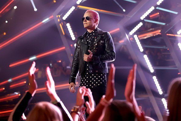 * Jared Leto - MTV Video Music Awards, LA - 30/08/2015 [photos #2]