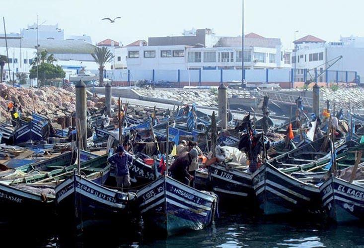 La pêche artisanale a bénéficié d'importants investissements dans la région du Souss-Massa-Draâ./DR