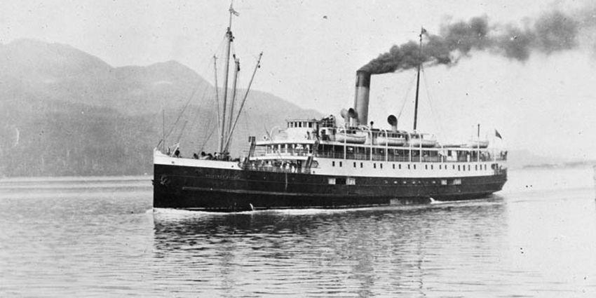 Echoué il y a cent ans à Agadir, un navire britannique enfin retrouvé