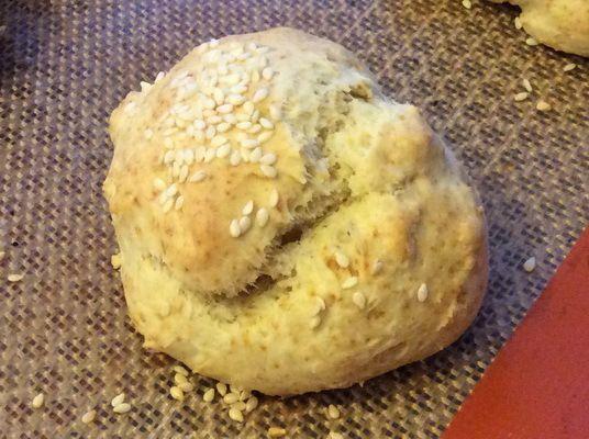 Petits pains express en 30 minutes au Thermomix