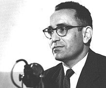 M. Benyoucef BENKHEDDA, second président du GPRA