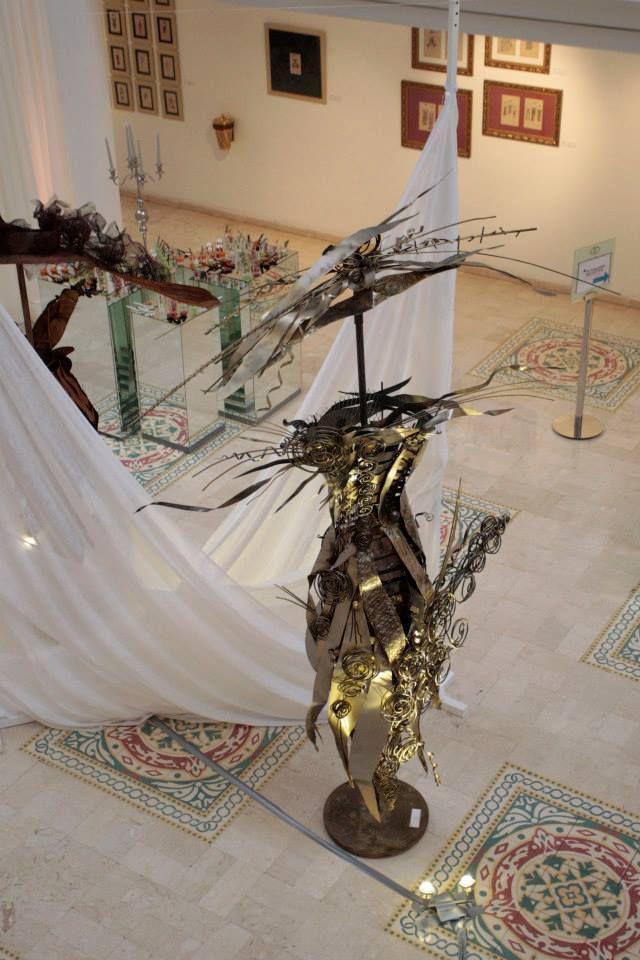 """Sculpture""""Elle"""" by marie dans la collection """"Les Oiseaux rares"""""""