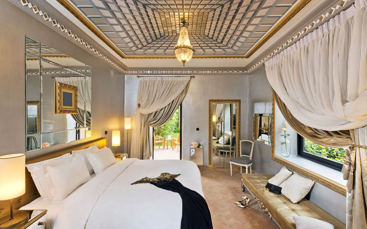 "The Source Hotel Marrakech - Chambre Made in Heaven - ""Made in Diva"" by Marie - Architecte d'intérieur  Founder and Créative Director"