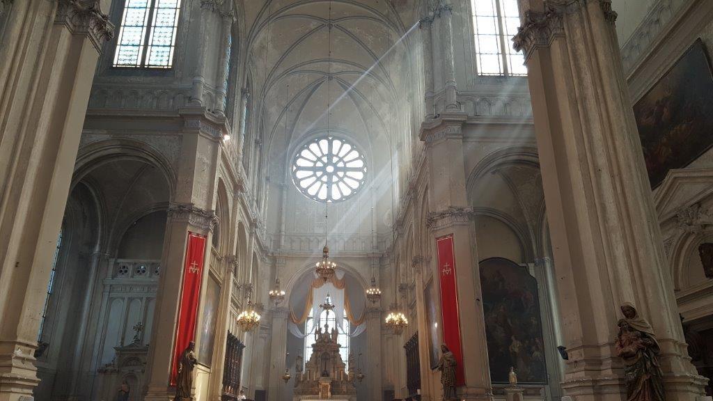 """Dimanche de Pentecôte à Sainte Catherine  : """"Make our church great again !"""" Viens Esprit Saint !"""