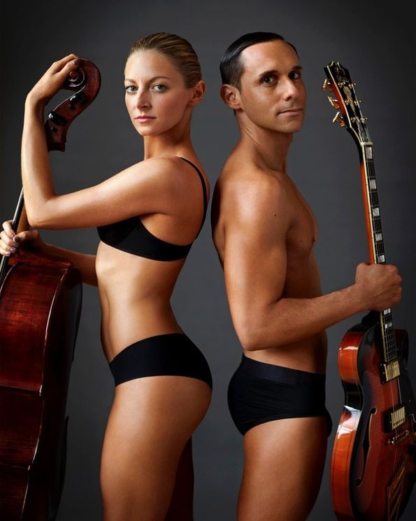 Musique : The SKIVVIES
