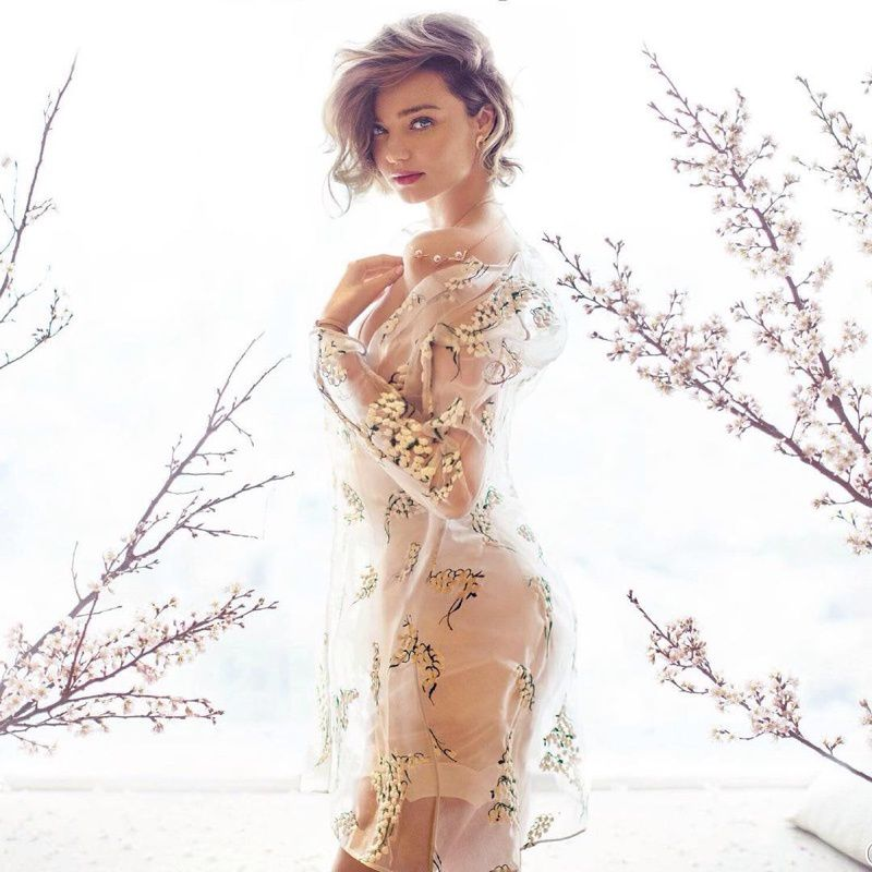 Miranda Kerr for GRAZIA CHINA