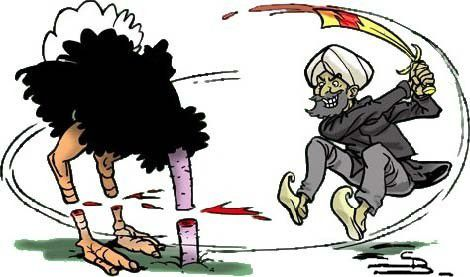 Face à l'islam conquérant, la politique de l'autruche