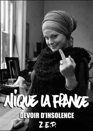 Houria Bouteldja (« Nique la France »)