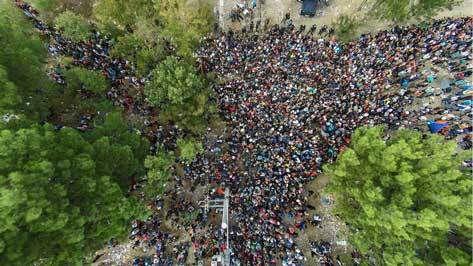 Immigration en masse !!!