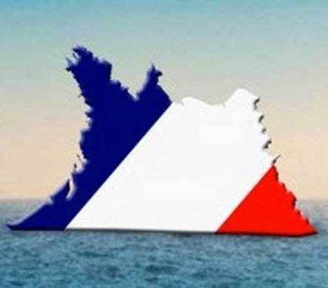 La France qui sombre. Merci l'Audacieux !