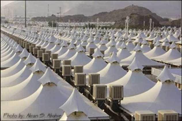 Hébergement de luxe au Qatar pour les pélerins de la mecque.
