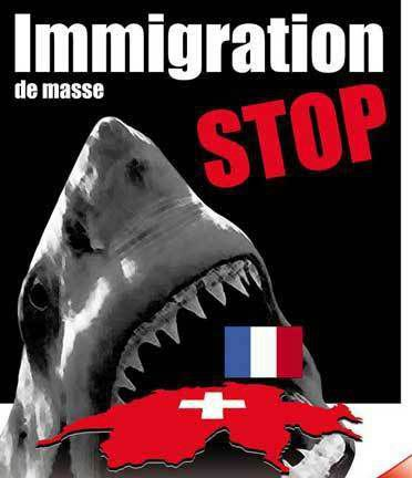 Stop immigration arabo-musulmane.