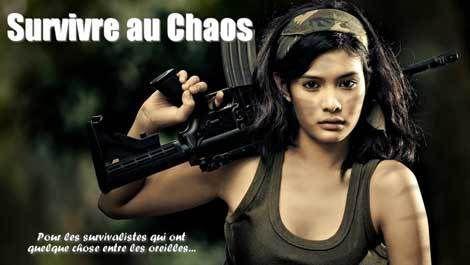 Survivre au chaos. http://survivreauchaos.blogspot.fr/