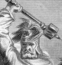 Charles Martel, l'homme au marteau.