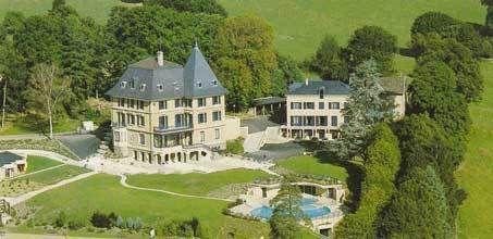 Château pour migrants.