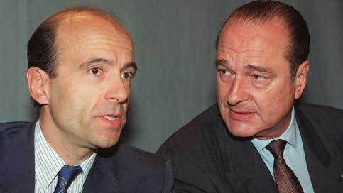 Juppé et Chirac. Le bruit et les odeurs des immigrés...