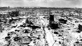 Alep ? Non Le Havre 1944.