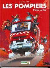 3854 - SCOOP du jour : dans la banlieue islamisée de Dijon, les pompiers tombent dans un piège et se font voler leur camion