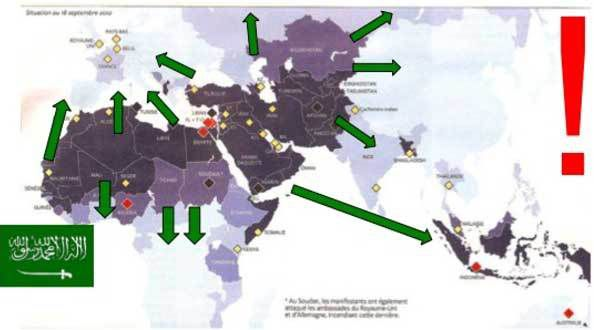 L'islamisme conquérant