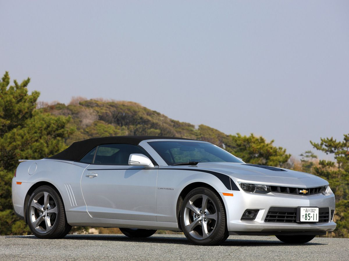 voitures de legende  496    chevrolet camaro lt