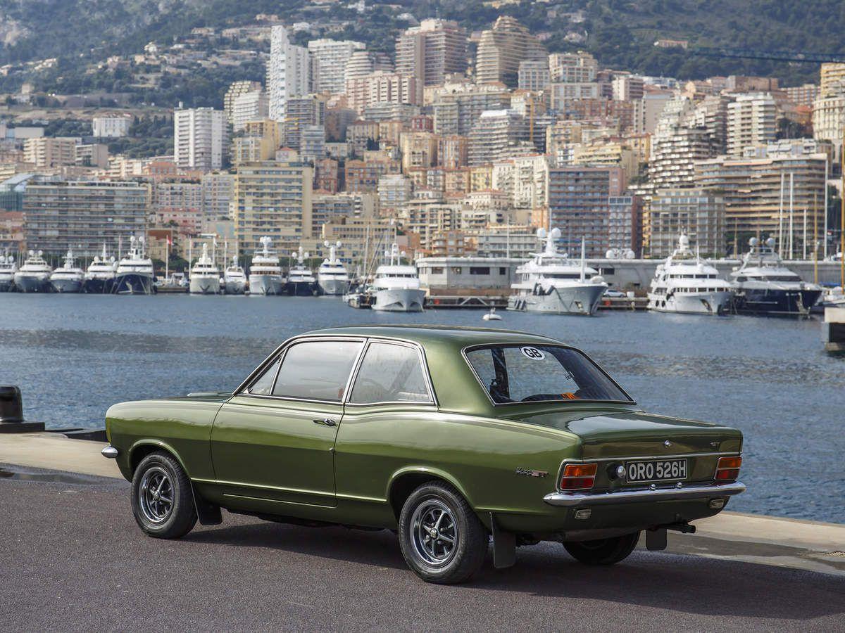voitures de legende 505 vauxhall viva gt 1967 victor association. Black Bedroom Furniture Sets. Home Design Ideas