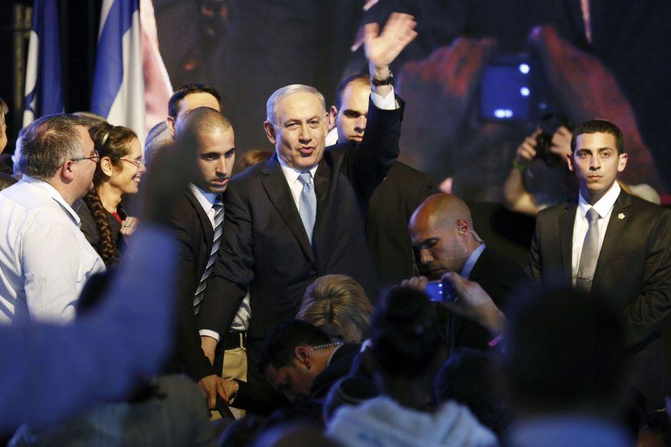 ELECTIONS EN ISRAËL : NETTE AVANCE POUR NETANYAHOU..