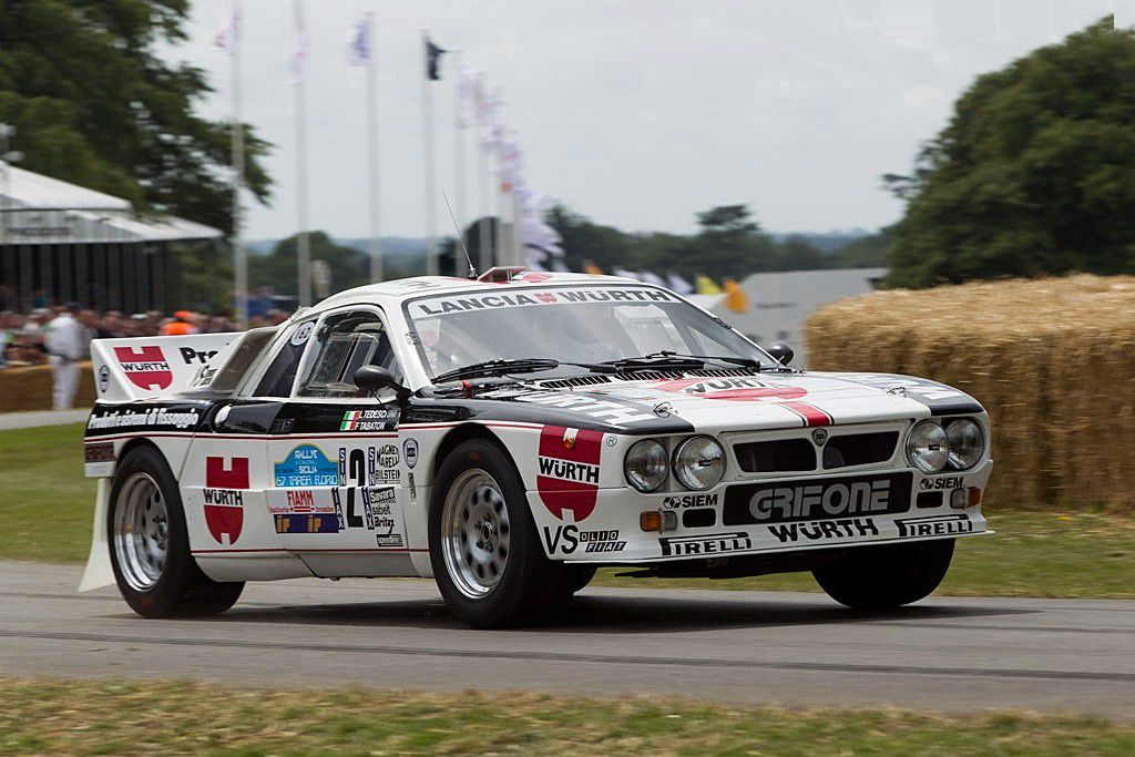 voitures de legende 507 lancia 037 rallye 1982 victor association. Black Bedroom Furniture Sets. Home Design Ideas