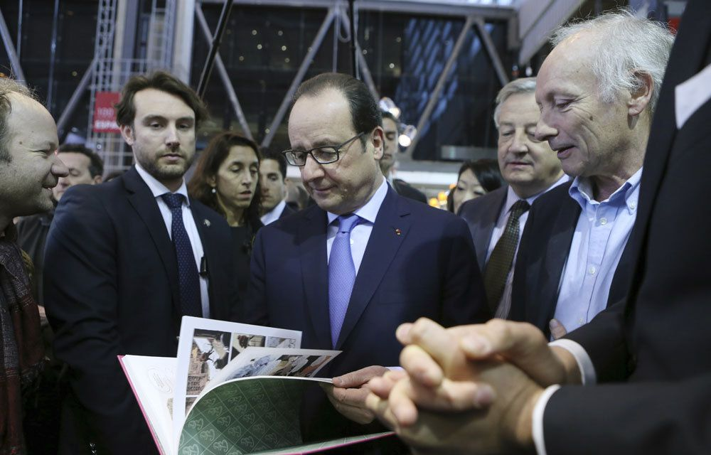 ELECTIONS DEPARTEMENTALES : FRANCOIS HOLLANDE PENSE DEJA A L'APRES !....