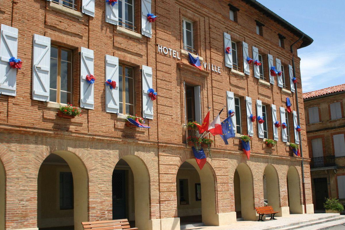 MONTESQUIEU-VOLVESTRE : ELECTIONS DEPARTEMENTALES . DEUXIEME TOUR . 29 MARS 2015