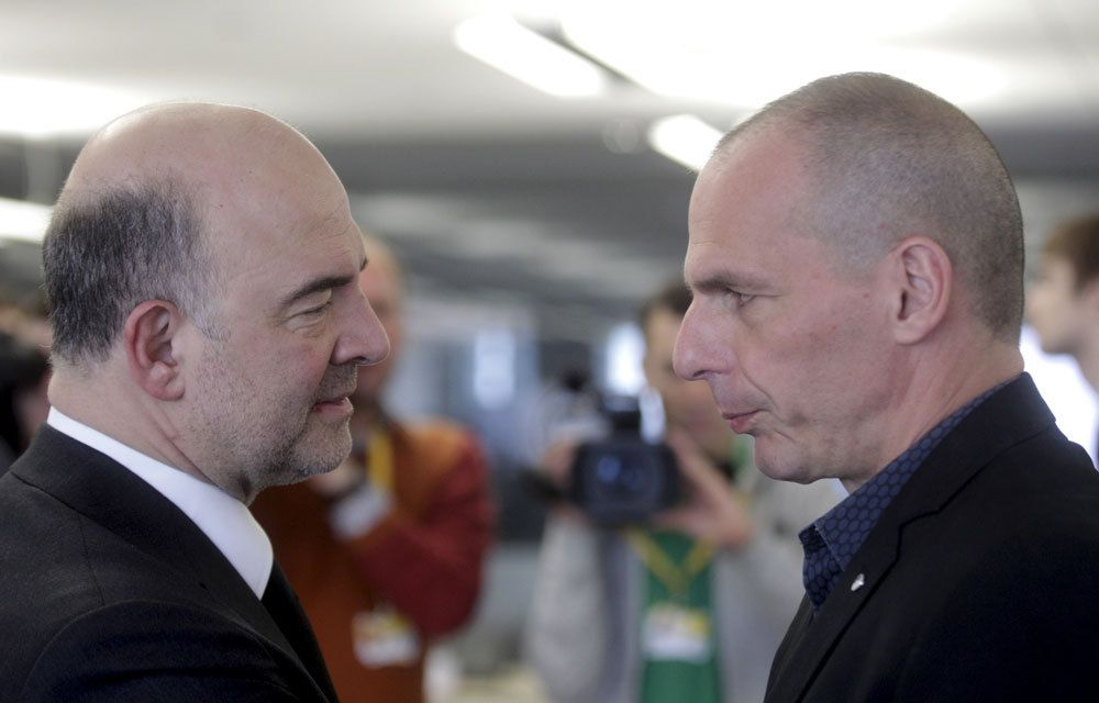 TOUJOURS PAS D'ACCORD ENTRE LA GRECE ET LA ZONE EURO !....
