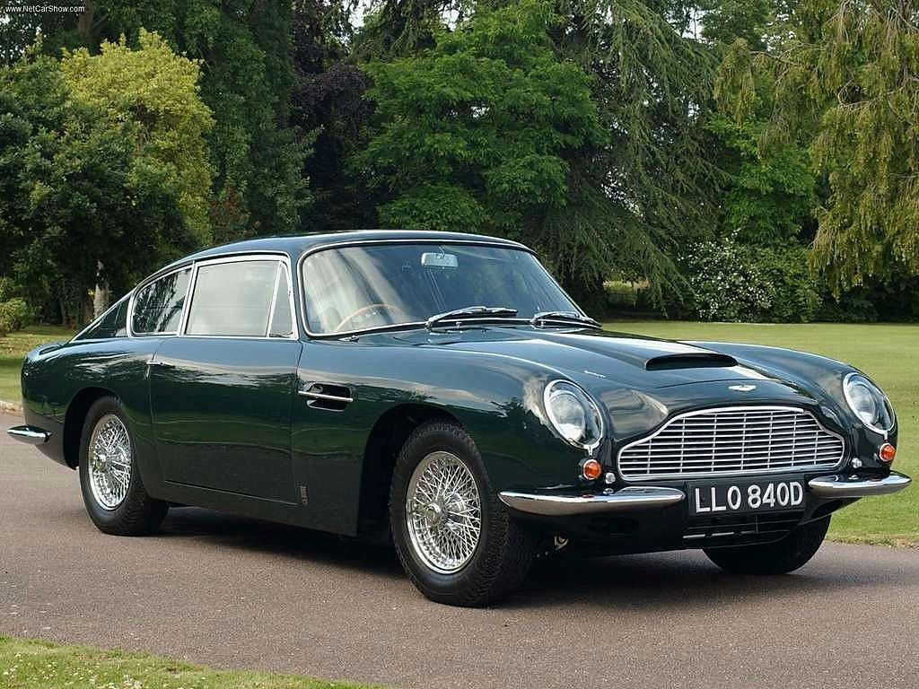 voitures de legende 518 aston martin db6 1965 victor association. Black Bedroom Furniture Sets. Home Design Ideas