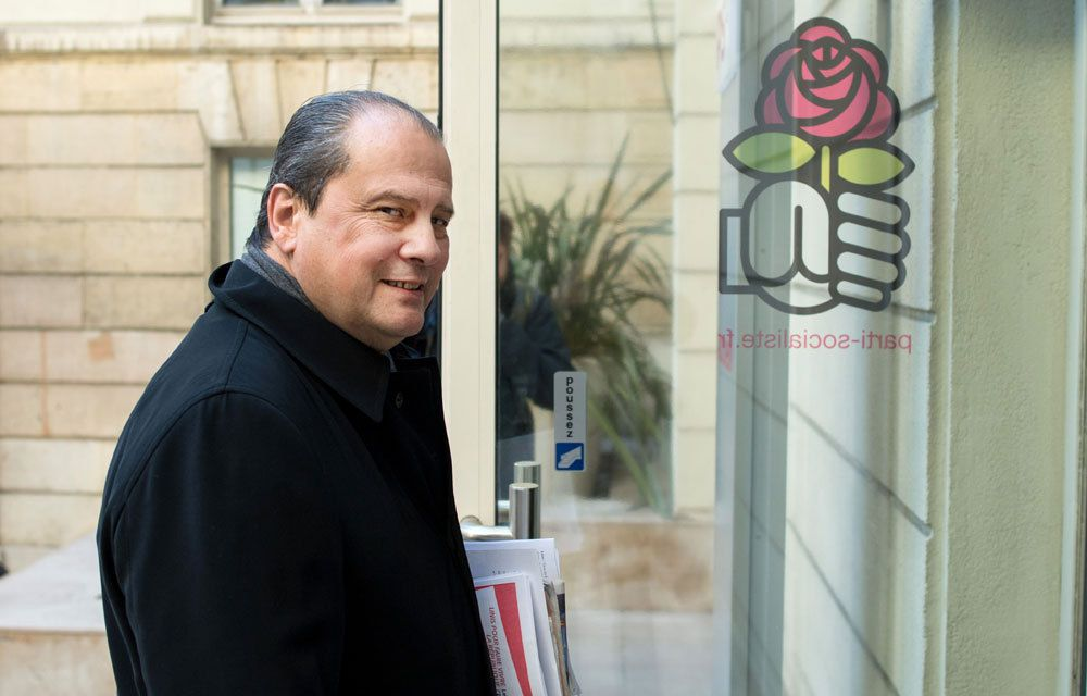 CONGRES DU PS : JEAN-CHRISTOPHE CAMBADELIS LARGEMENT EN TETE