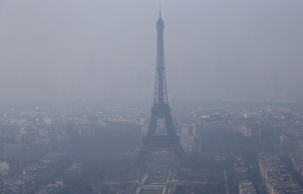 POLLUTION DE L'AIR : SEGOLENE ROYAL AURAIT BIEN DES IDEES MAIS LES ECOLOS NE SONT PAS D'ACCORD !..