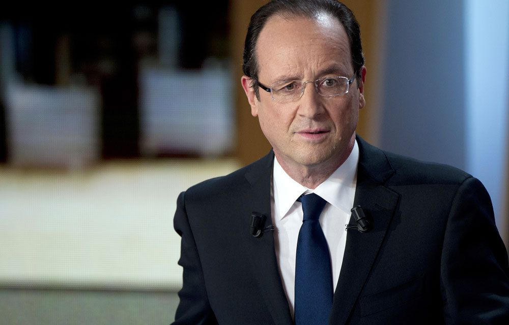 HOLLANDE : « DEMAIN ON RASE GRATIS… »