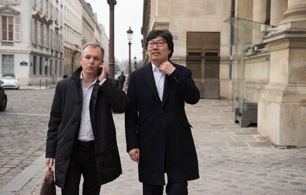 JEAN-VINCENT PLACE ET FRANCOIS DE RUGY CREENT « L'UNION DES DEMOCRATES ECOLOGISTES »