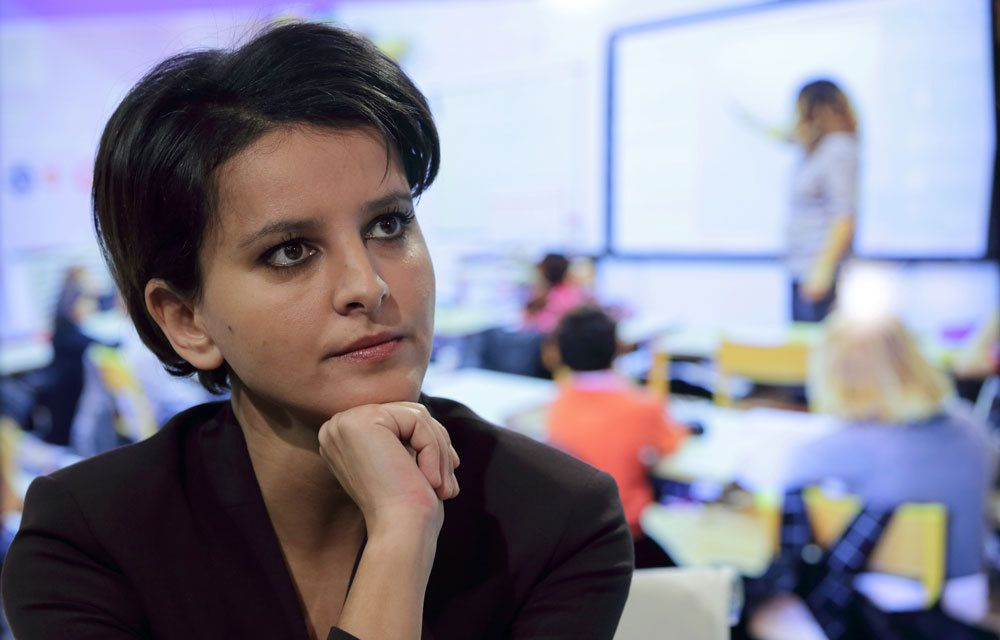 REFORME DES COLEGES : UN COLLECTIF CONTESTE VIGOUREUSEMENT LA REFORME DE NAJAT VALLAUD-BELKACEM