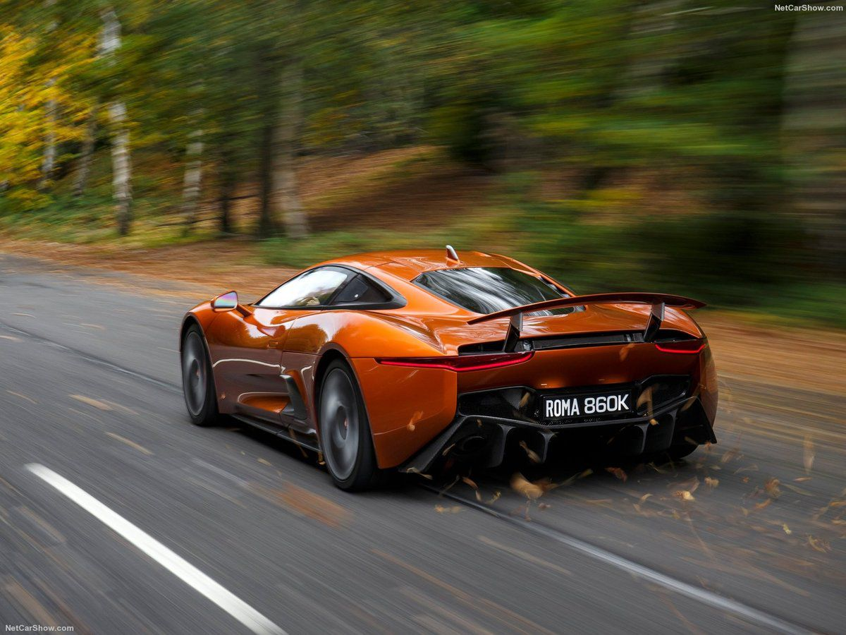 CONCEPT CARS : JAGUAR C-X75 &quot&#x3B;JAMES BOND&quot&#x3B; - 2015