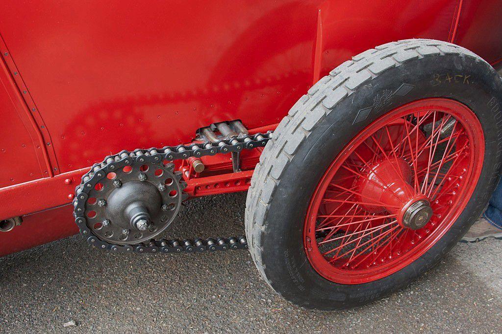 VOITURES DE LEGENDE (579) : FIAT TIPO S-76 - 1911