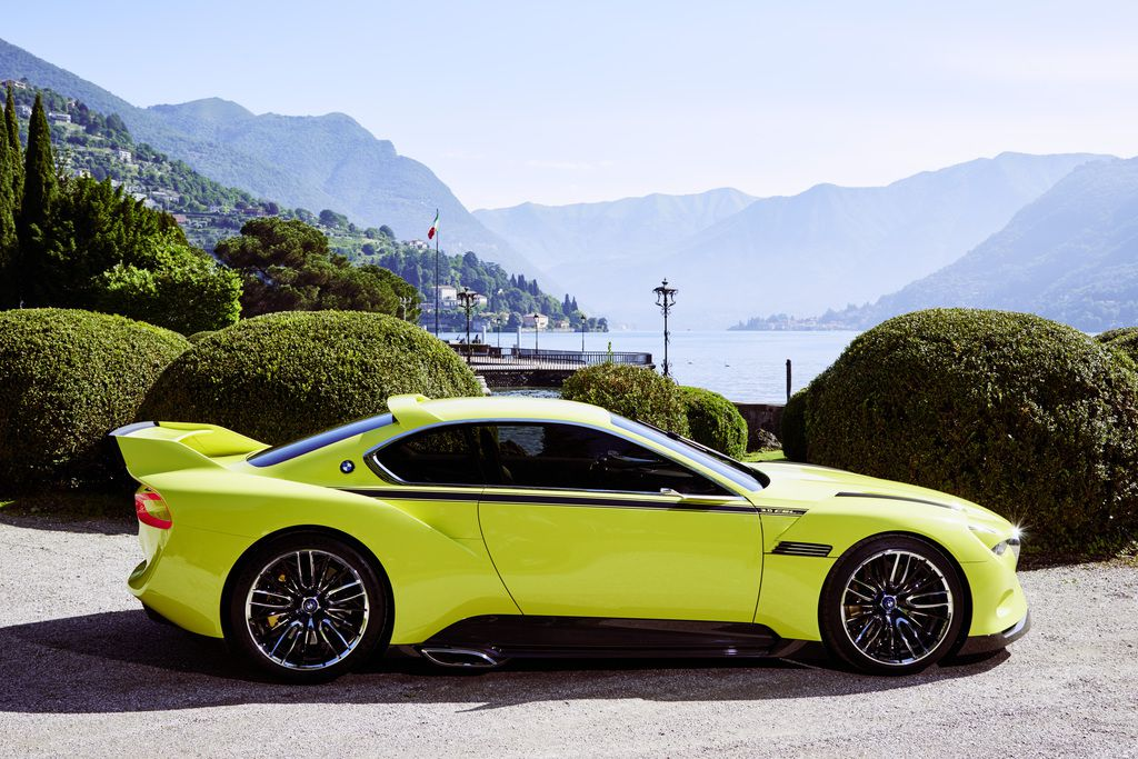 CONCEPT CARS (2) : BMW  3.0 CSL HOMMAGE - 2015