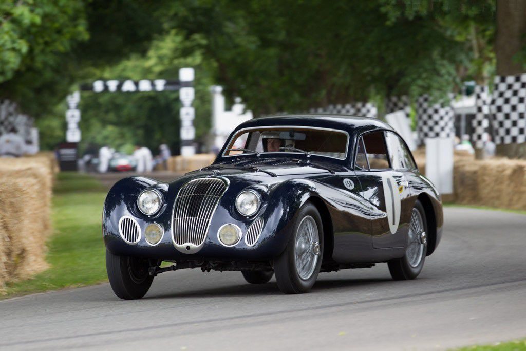 VOITURES DE LEGENDE (589) : TALBOT LAGO  T26 GRAND SPORT  CHAMBAS COUPE - 1948