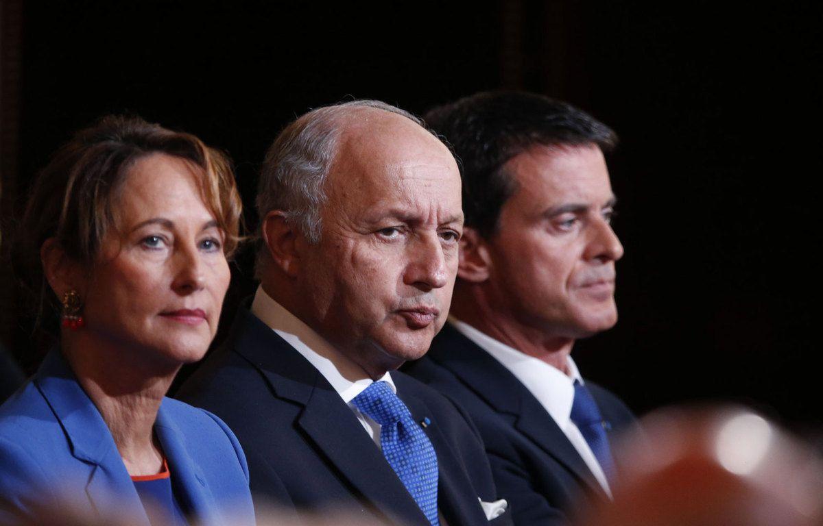 ENTRE SEGOLENE ROYAL ET LAURENT FABIUS IL Y A « DE L'EAU DANS LE GAZ » !..