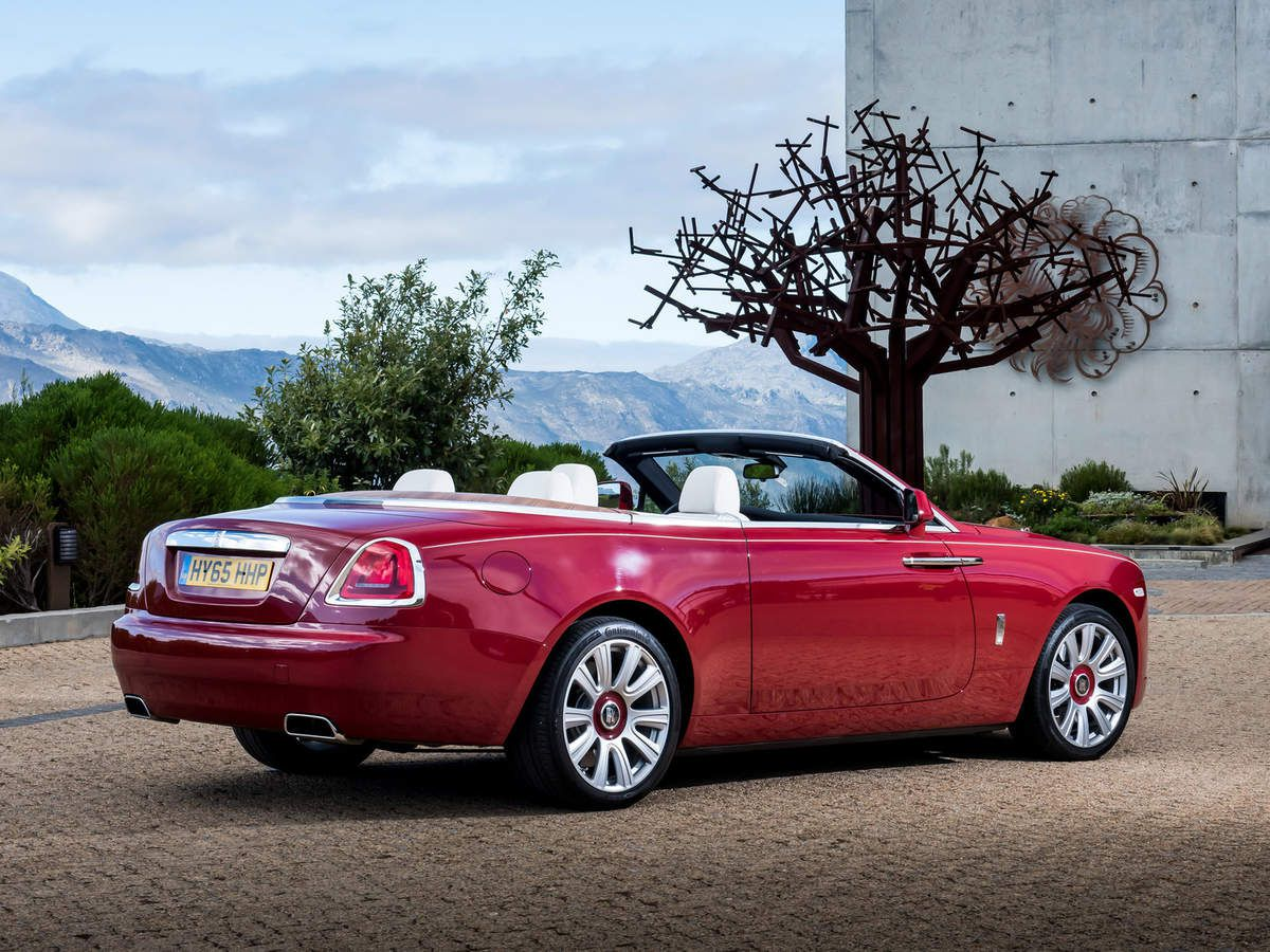 VOITURES DE LEGENDE (601) : ROLLS-ROYCE  DAWN - 2016