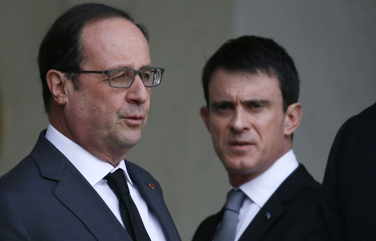 MANUEL VALLS : « HOLLANDE EST LA VOIX DE L'INTERET GENERAL » !..