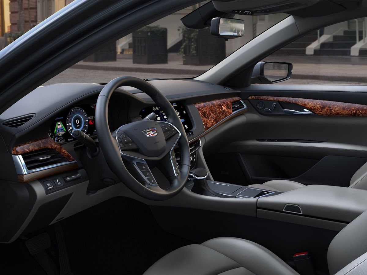 VOITURES DE LEGENDE (608) : CADILLAC  CT6 - 2015