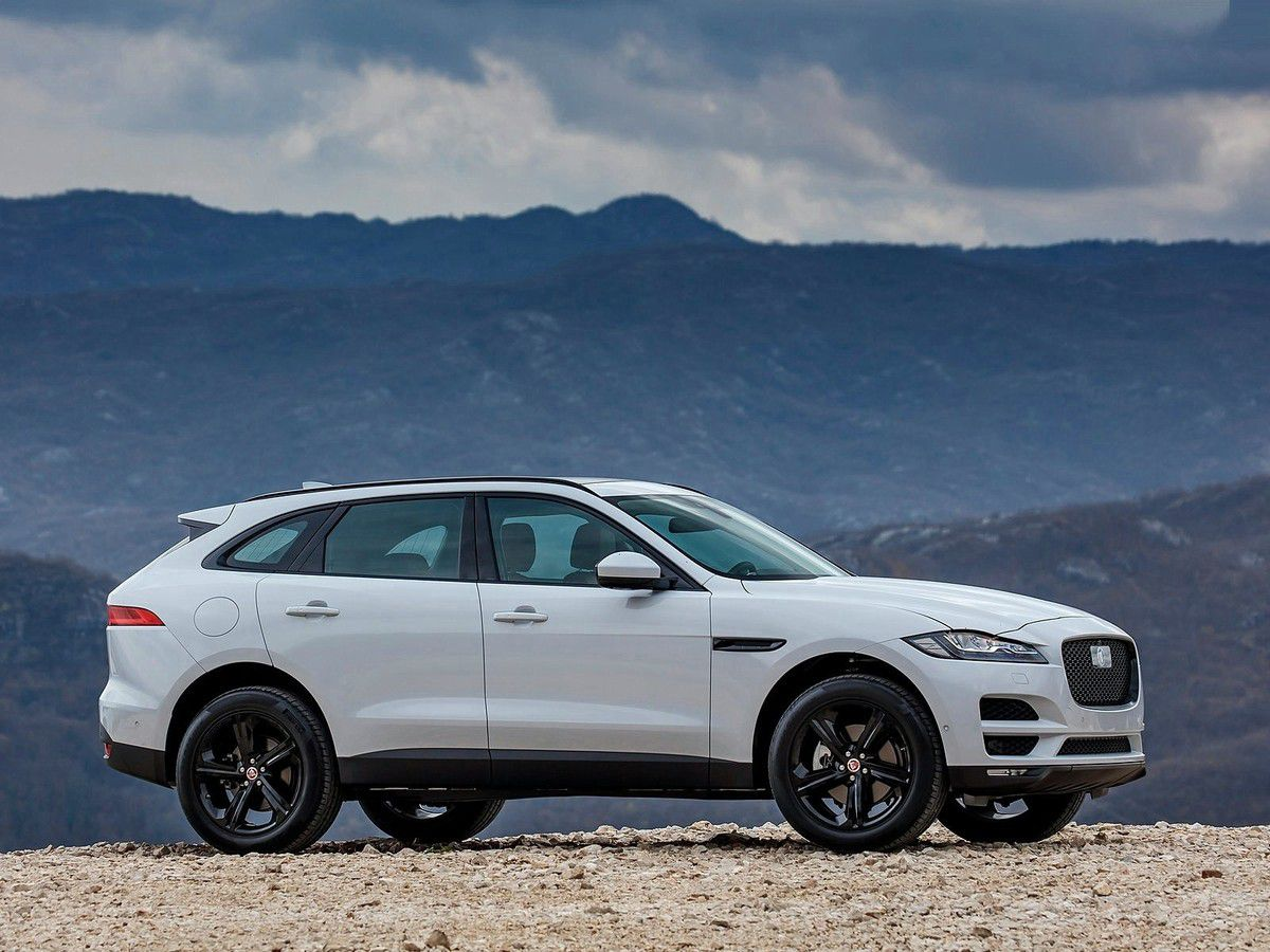 VOITURES DE LEGENDE (611) : JAGUAR  F-PACE - 2016