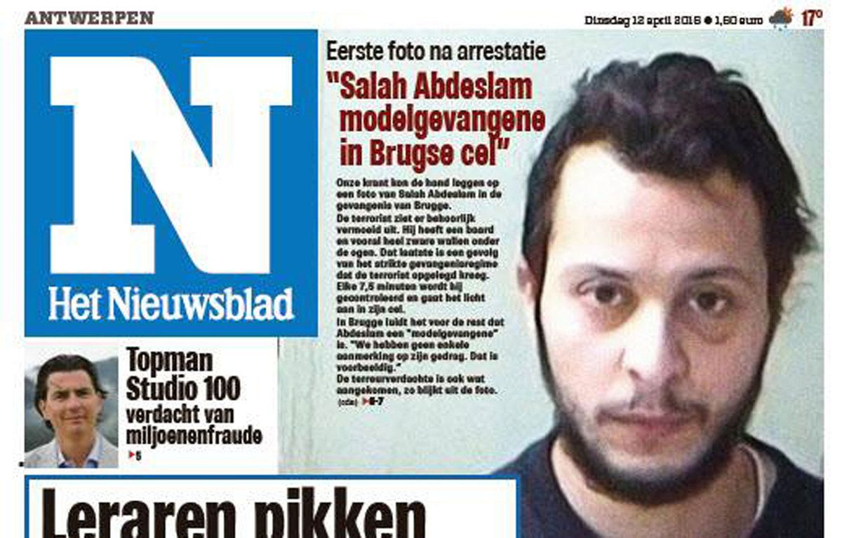 SALAH ABDESLAM : LA COLERE D'UNE MERE DE VICTIME CONTRE L'AIDE JURIDICTIONNELLE !..
